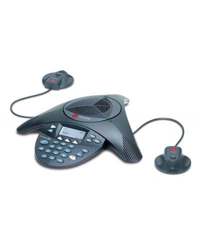 SoundStation2 EX - Конференц-телефон бизнес-качества для небольших и средних комнат