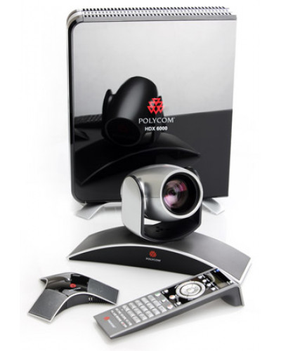 Polycom HDX 6000-720V - Система для видеоконференцсвязи