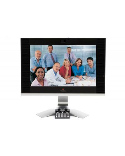 Polycom HDX 4002 - Первая персональная система видеоконференции с возможностью передачи аудио, видео и данных с HD разрешением