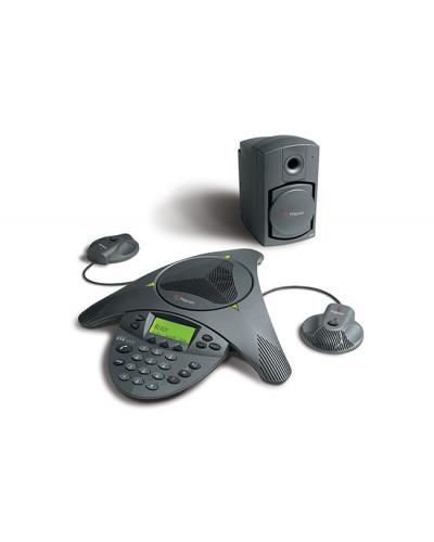 Polycom SoundStation VTX 1000 - Широкополосный высокотехнологичный конференц-телефон