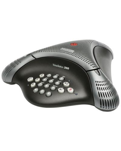 Polycom VoiceStation 300 - Миниатюрная система аудиоконференцсвязи с оригинальным современным дизайном