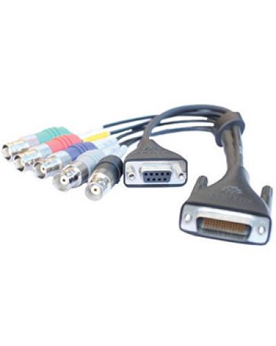 HDCI port breakout to 5-BNC and DB9 - Кабель-адаптер для подключения камер Polycom EagleEye HD к системам HDX либо к компьютеру