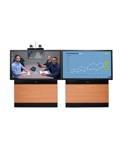 Poly Medialign Dual 75 (Polycom) - Система для видеоконференций премиум-класса