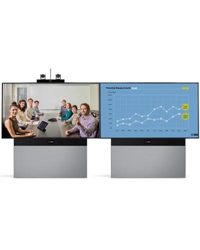 Poly Medialign Dual 86 (Polycom) - Система для видеоконференций премиум-класса