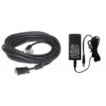 Polycom EagleEye HD camera cable with power supply included