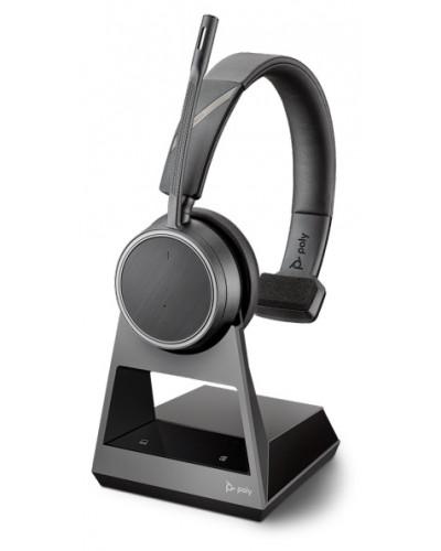 Poly Voyager 4210 Office [212730-01] - Беспроводная гарнитура, 2-контактная база, USB-A