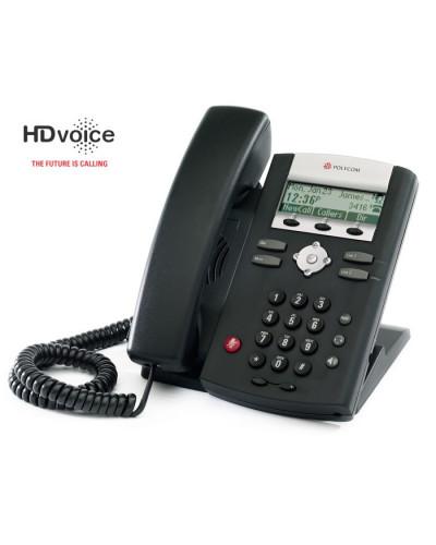 Polycom SoundPoint IP 331 - Высококачественный IP-телефон с технологией High Definition Voice