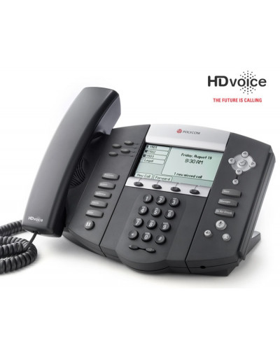 Polycom SoundPoint IP 550 - IP-телефон бизнес-класса