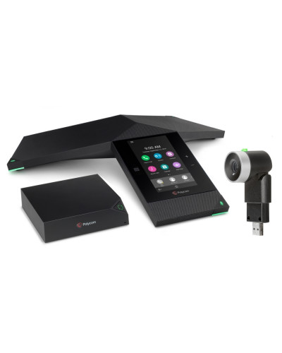 Polycom RealPresence Trio 8800 Collaboration Kit [7200-85310-114] - Система видеоконференцсвязи