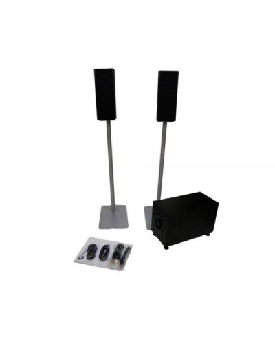 Polycom Stereo Speaker Kit - Комплект стереодинамиков Hi-Fi класса для систем видеоконференцсвязи Polycom VSX, QDX и HDX