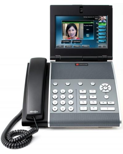 Polycom VVX 1500 D - Медиафон, сочетающий преимущества IP-телефонии (SIP) и видеосвязи (H.323)