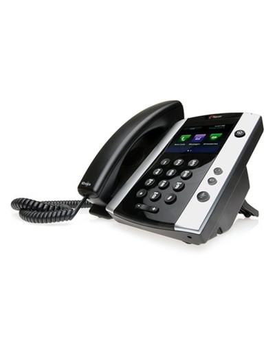Polycom VVX 500 - Мультимедийный IP-телефон